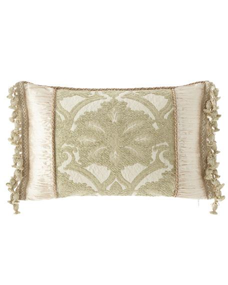Austin Horn Collection Anastasia Lumbar Pillow