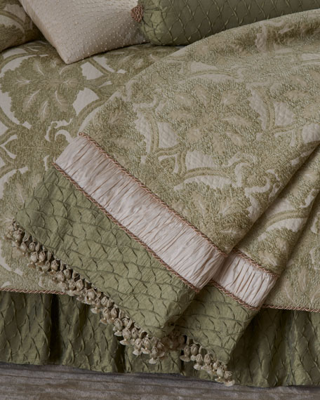 Austin Horn Collection Anastasia Throw