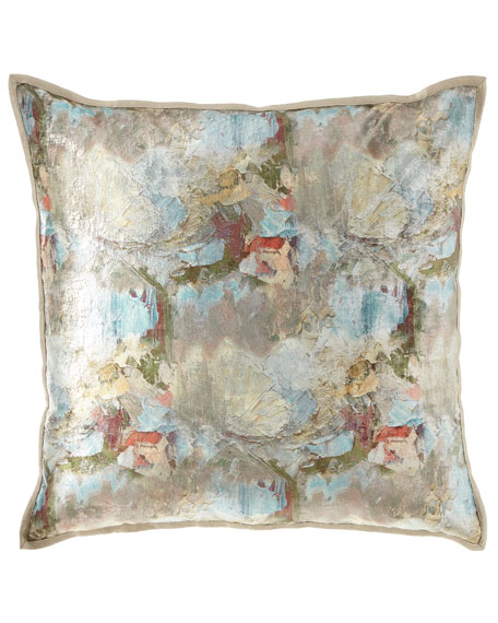 Fino Lino Linen & Lace Crazy Monet European