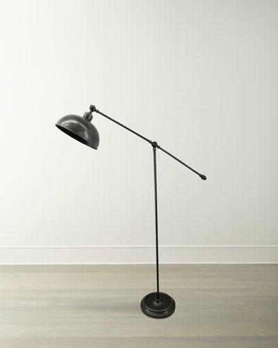 Remington Adjustable Floor Lamp