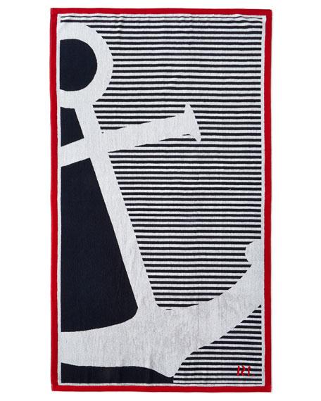 Alderbrook Beach Towel