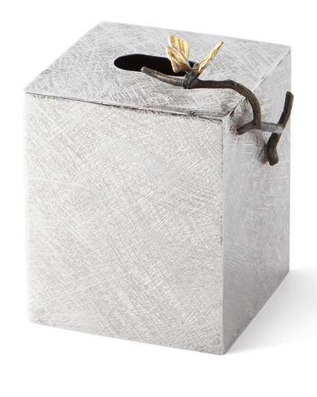 Michael Aram Butterfly Ginkgo Tissue Box Cover