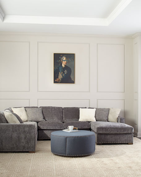 Matthew Right Facing Chaise Sectional