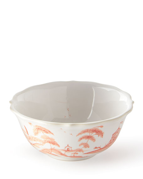 Country Estate Petal Pink Cereal Bowl