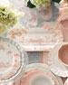 Country Estate Petal Pink Hostess Tray