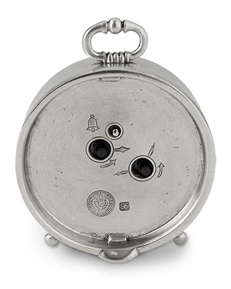 Toscana Alarm Clock
