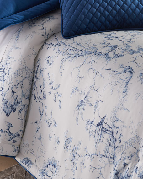 Imperial Toile 3-Piece Queen Comforter Set