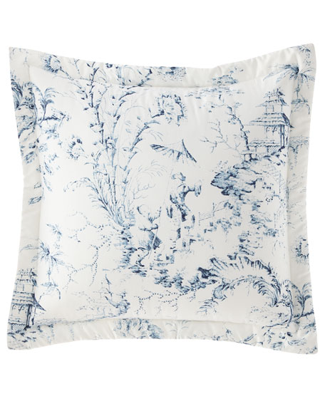 Imperial Toile Main European Sham