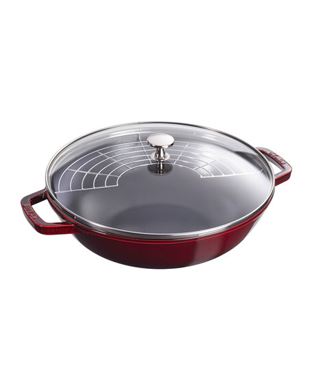 4.5-Qt. Perfect Pan, Grenadine