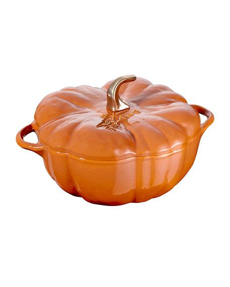 5-Qt. Pumpkin Cocotte, Burnt Orange