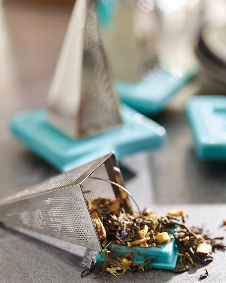 Icon Lusso Platinum Tea Infuser