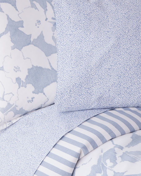 Willa Leaf Standard Pillowcase