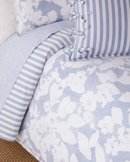 Willa Floral King Comforter Set