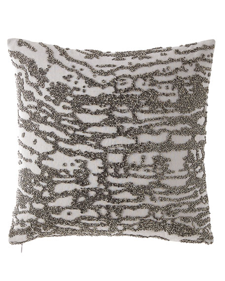 Luna Beaded Pillow