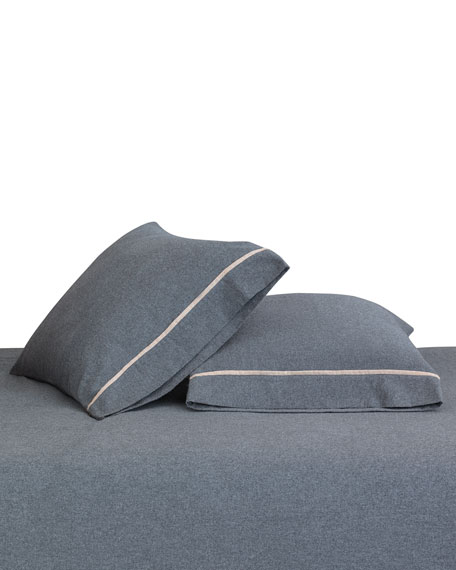 Summit Gravel Queen Pillowcase