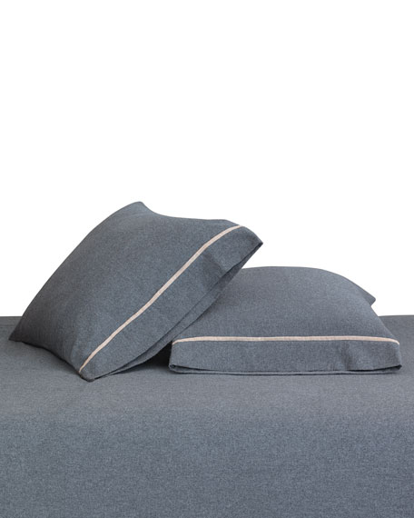 Summit Gravel King Pillowcase