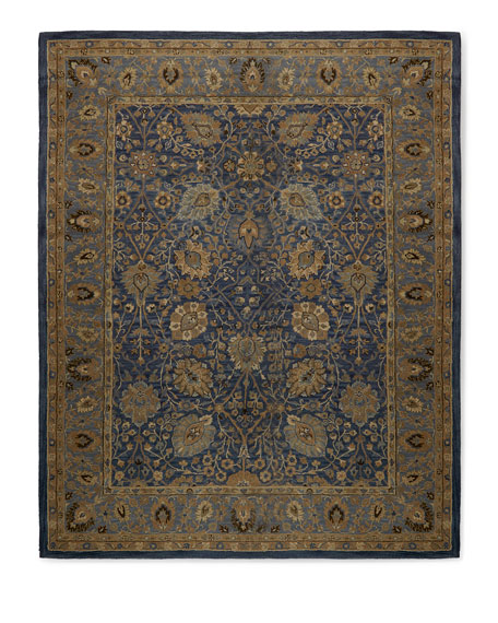 Brooke Hand-Tufted Rug, 5.6' x 8.6'