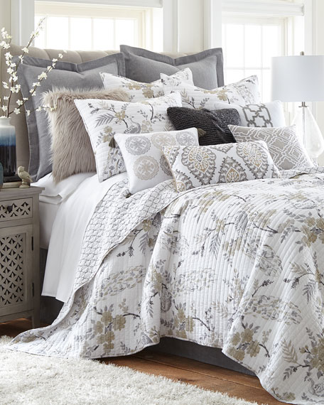 Caslon Full/Queen Quilt Set