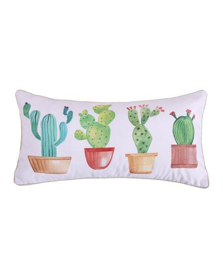 Casita Cactus Pillow