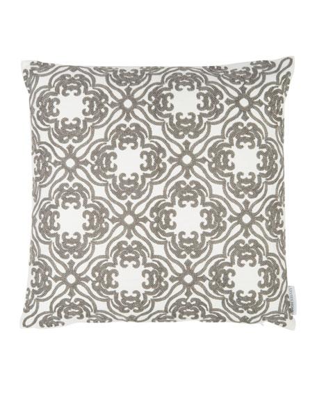 Mockingbird Towel Stitch Pillow