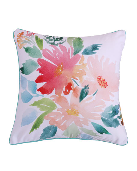 Casita Floral Pillow