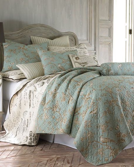 Lyon Full/Queen Quilt Set