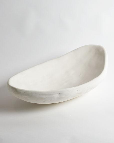 Modernist Low Bowl