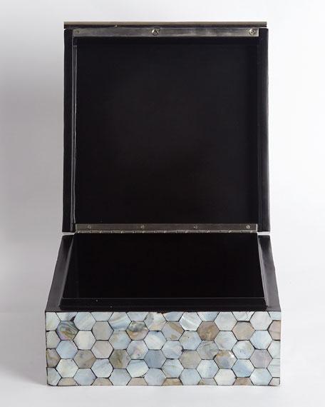Medium Mother-of-Pearl Box