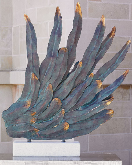Phoenix Wing Sculpture