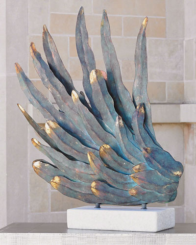 Phoenix Wing Sculpture