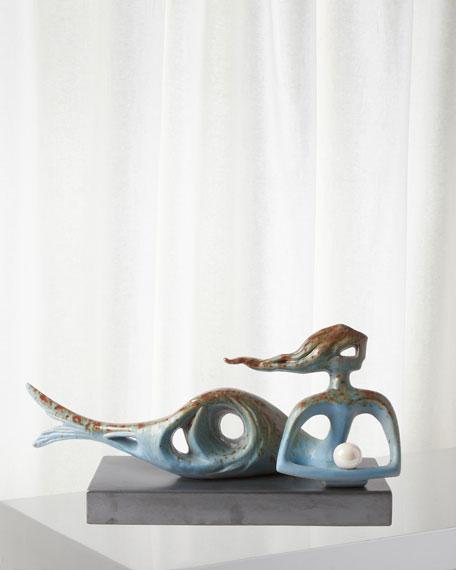 Global Views Cleodora Sculpture