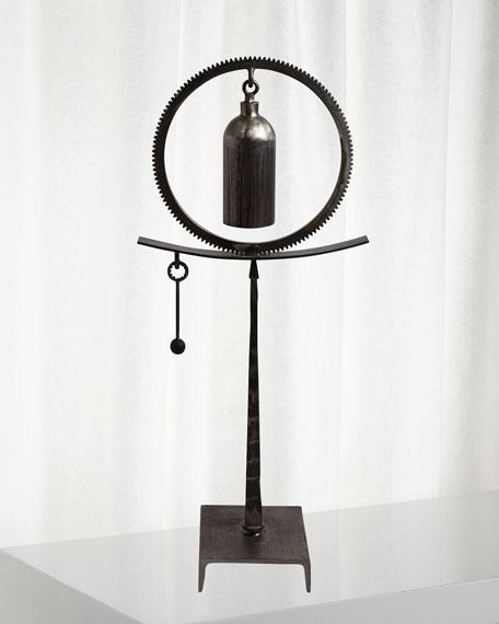 Taper Spring Sound Sculpture