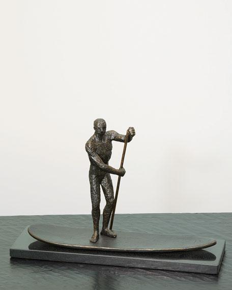 SUP Sculpture