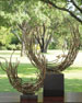 Large Birds Nest Sculpture