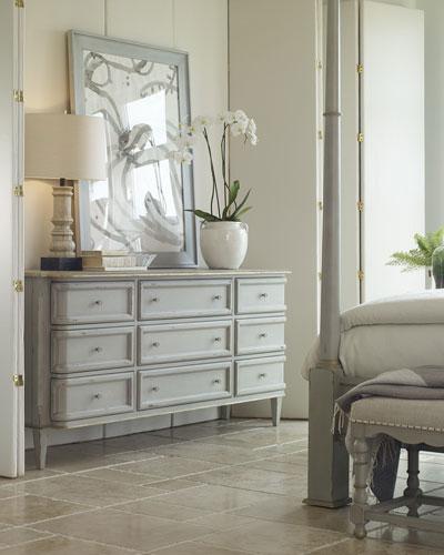 Madeline 9-Drawer Dresser