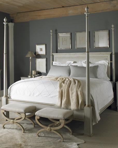 Madeline Queen Poster Bed