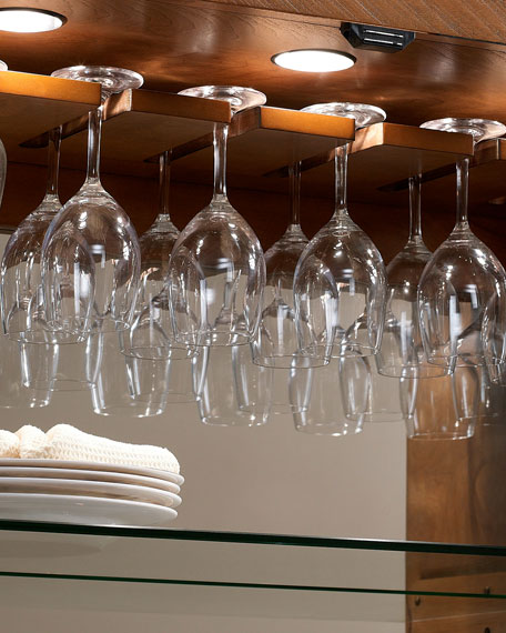 Benoist Reclaimed Bar Cabinet