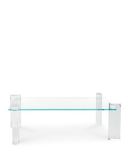 Channing Acrylic Coffee Table