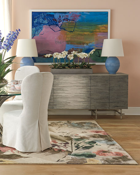Brushstroke Hand-Tufted Rug, 9.9' x 13.9'