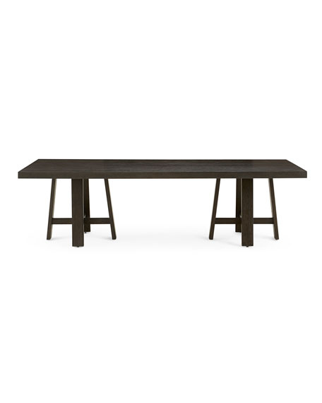 Colworth Double Pedestal Dining Table