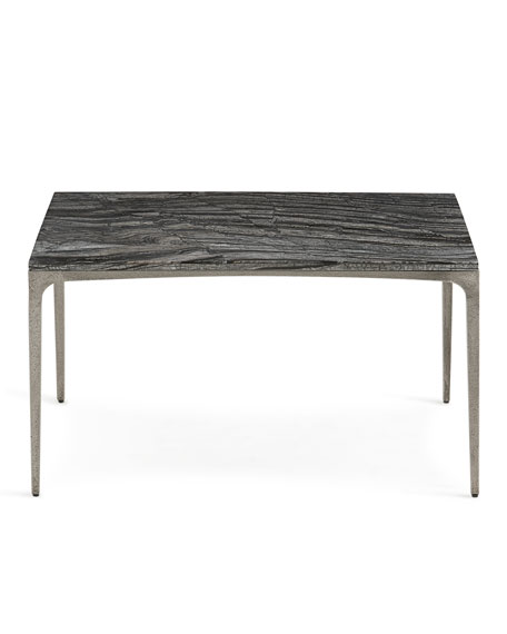 Strata Marble Square Coffee Table