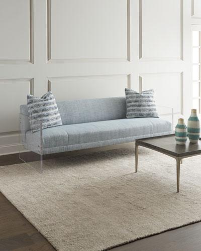 Phoenix Acrylic Sofa  83