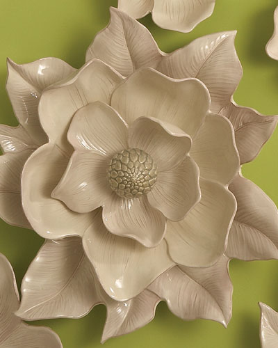 Magnolia Wall Flower