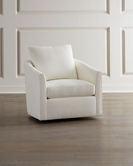 Bernhardt Astoria Swivel Chair