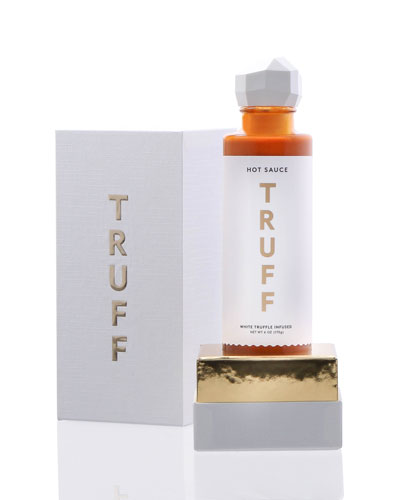 White Truffle Hot Sauce