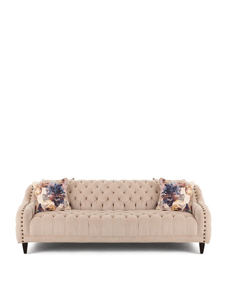 "Paloma Double Sofa, 93"""
