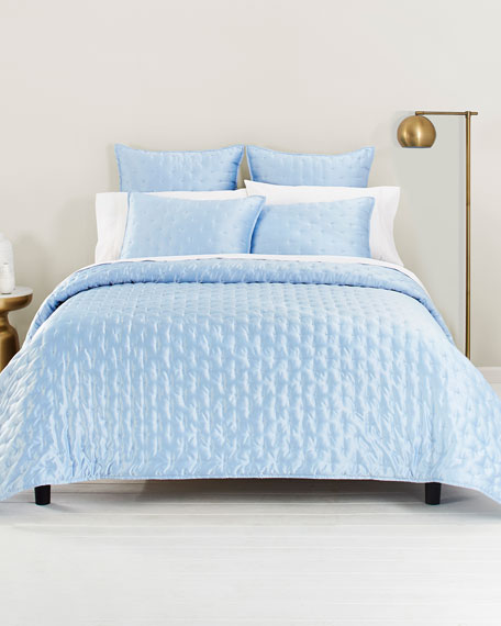 Bow Twin Coverlet