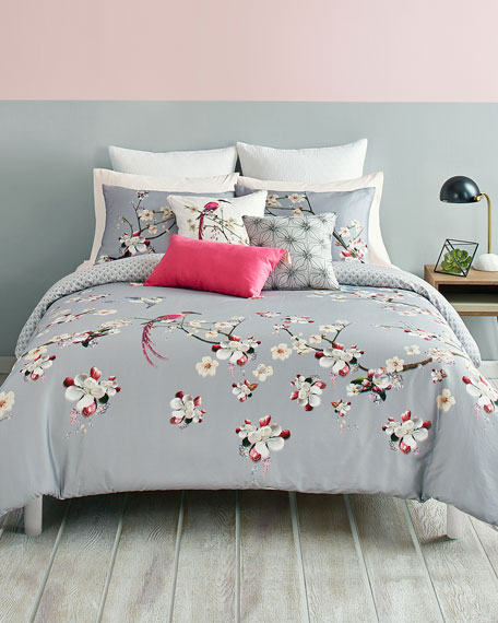 Flight of the Orient Full/Queen Comforter Set
