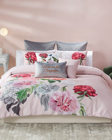 Palace Gardens Full/Queen Comforter Set