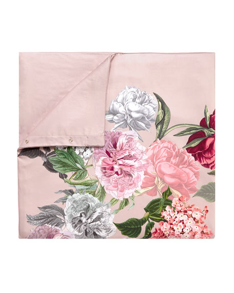 Palace Gardens King Duvet Set